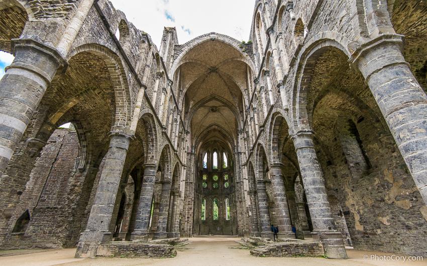 abbaye villers la ville belgium