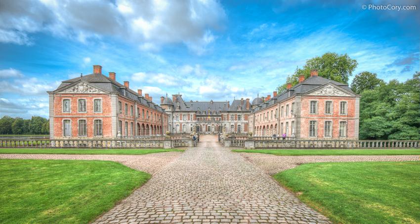 beloeil castle belgium