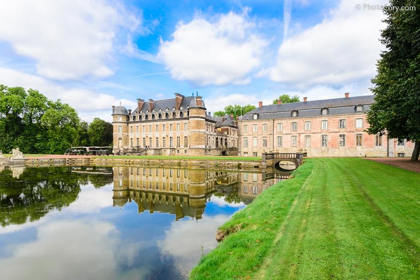 Château de Belœil, belgique belgium