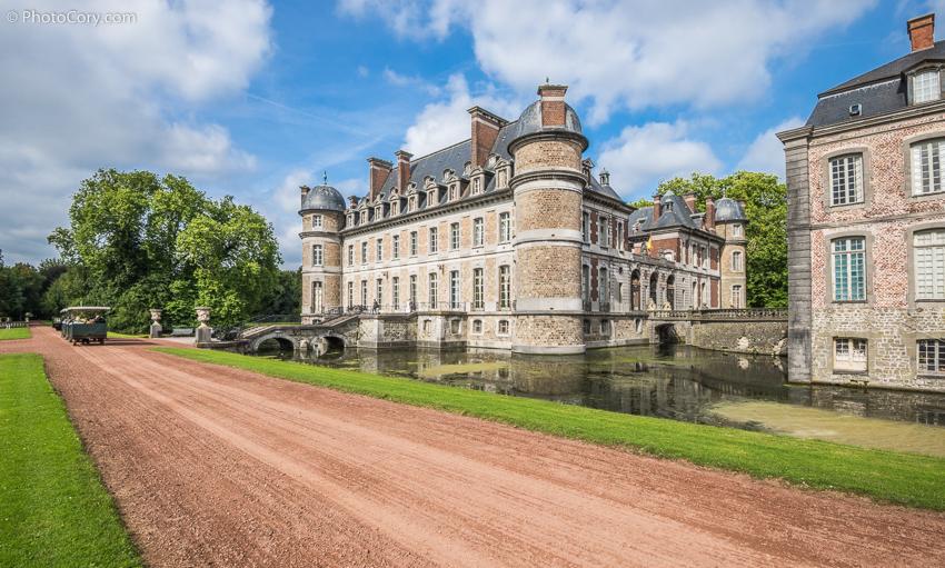 Château de Belœil belgium