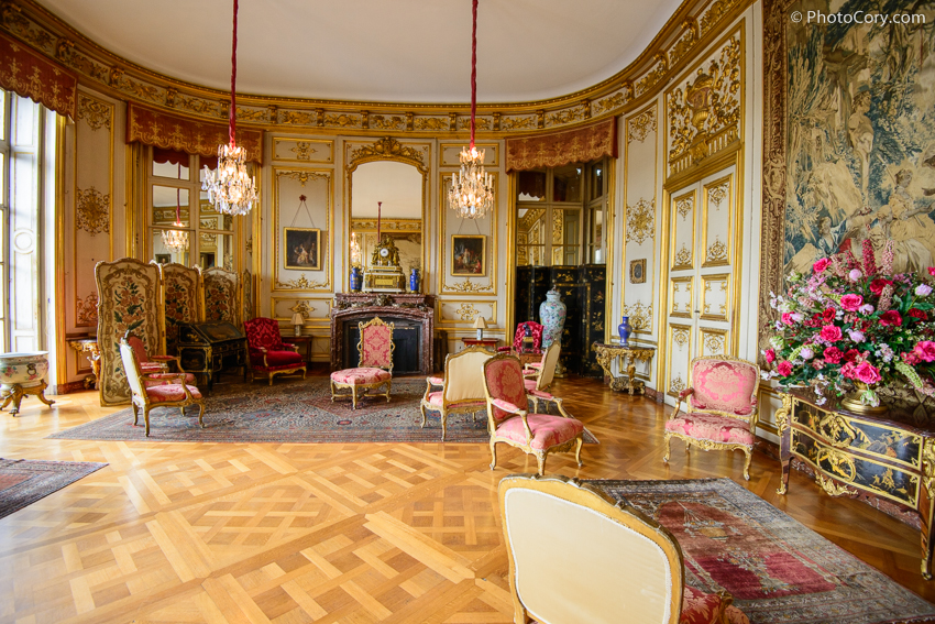 Château de Belœil interior