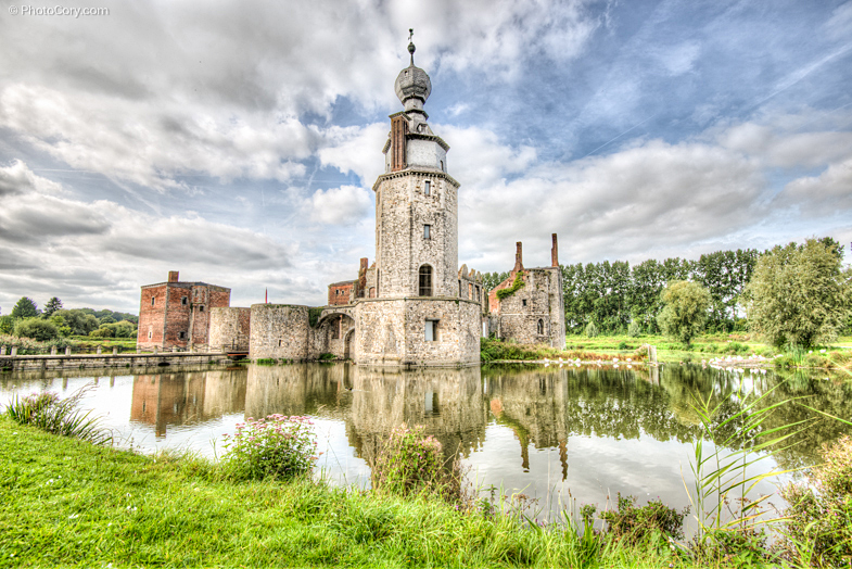 Havre castle ruins