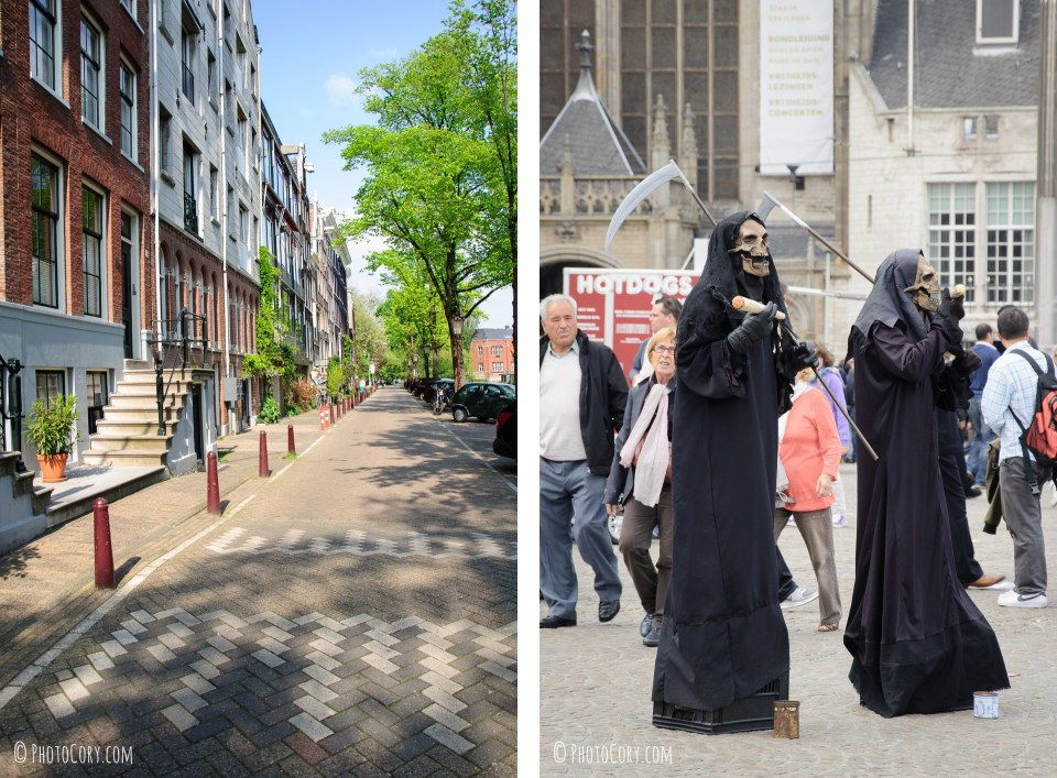 amsterdam death costumes