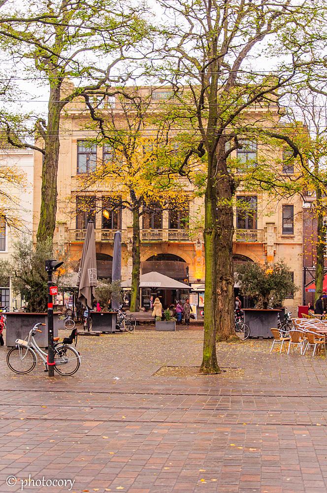 autumn in Hague