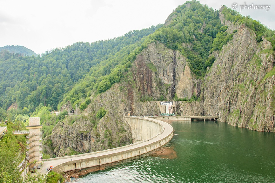 The Vidraru Dam