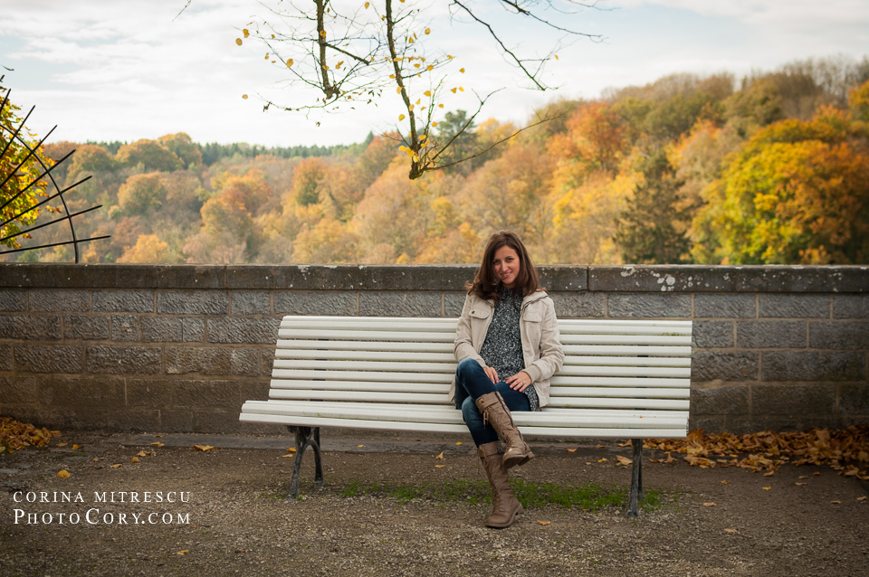 bench balcony modave