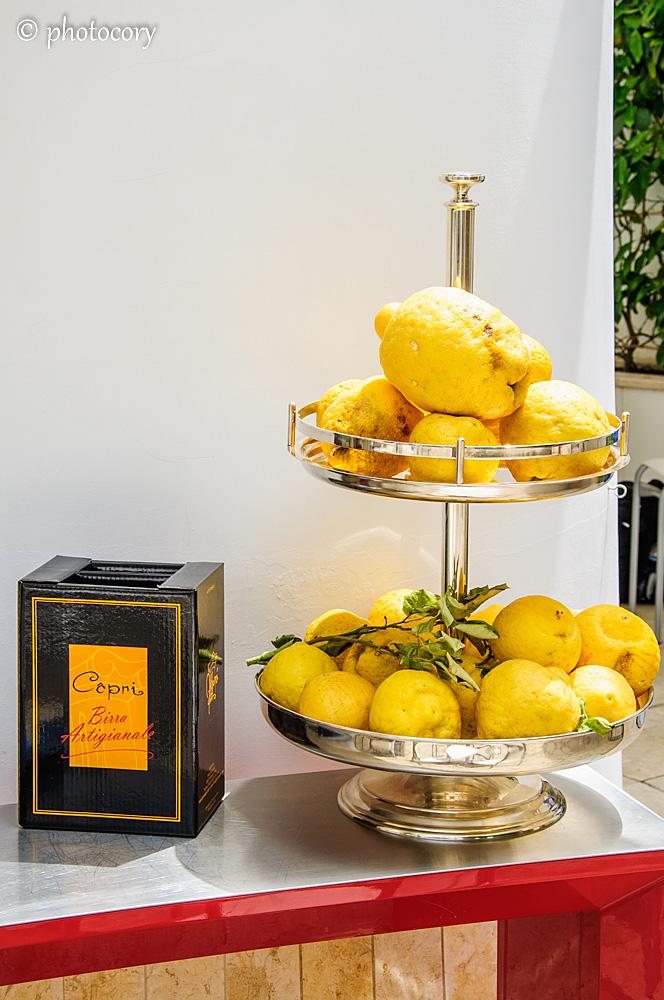 When life gives you lemons, make lemonade..or limoncello