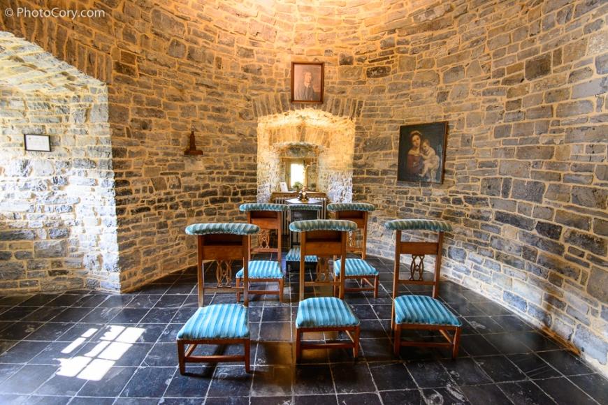 chapel veves castle