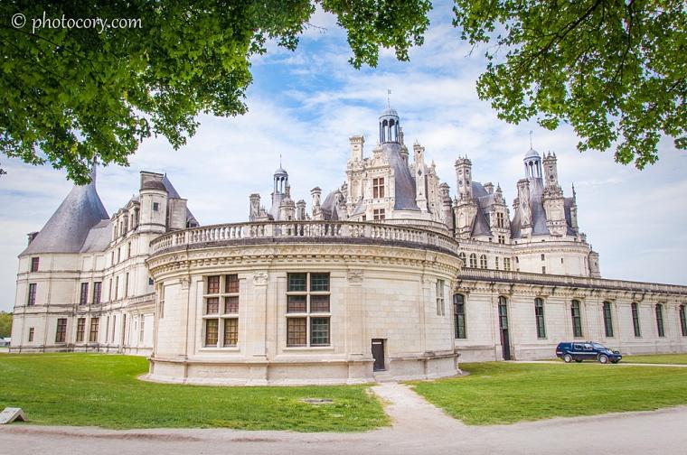 Beautiful Château de Chambord