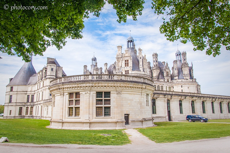 Populaires Chambord Castle on Loire Valley, France | PhotoCory SQ52