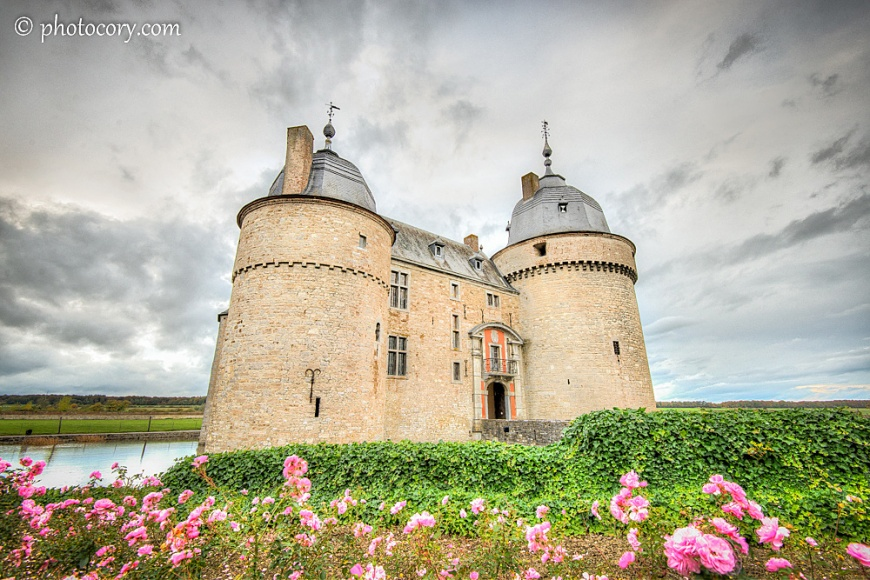 roses and castle