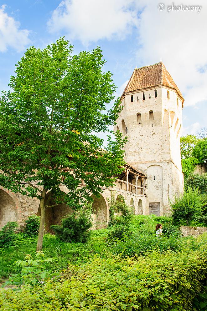 Medieval Shighisoara