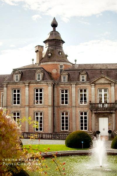 modave castle Belgium