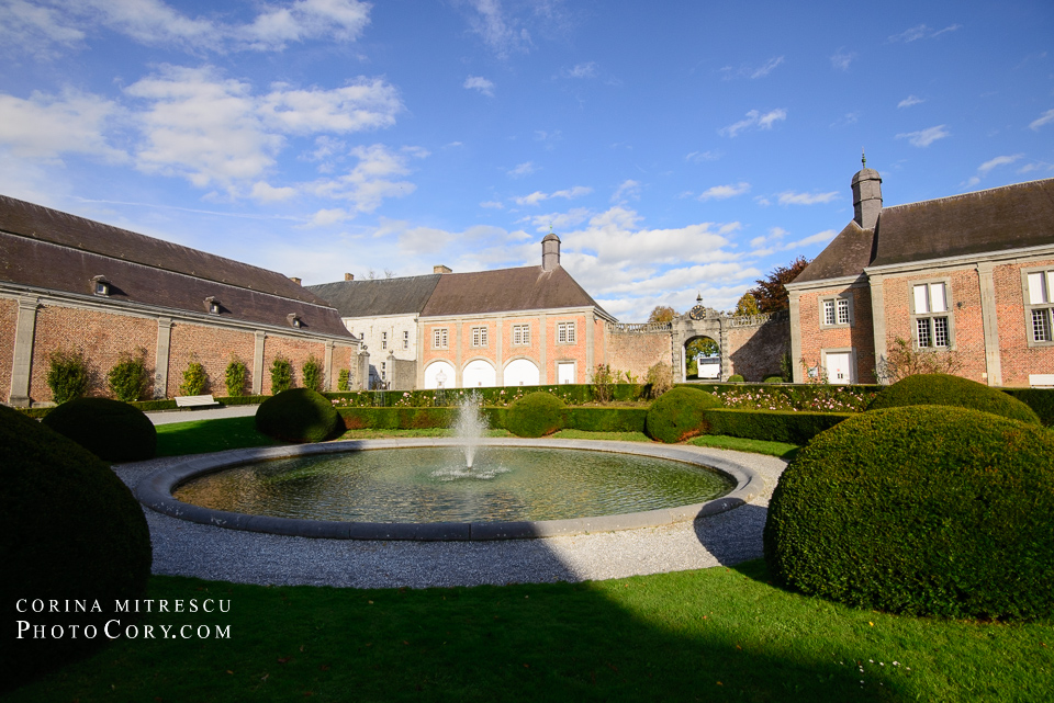 modave fountain