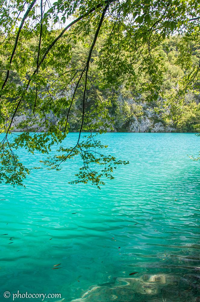 Beautiful turquoise colour.