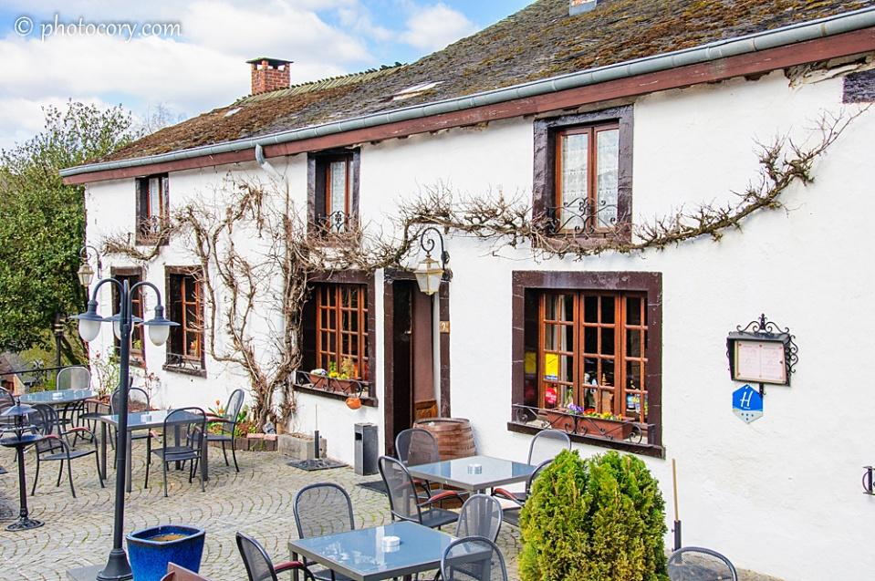 A nice hotel in Rochehaut