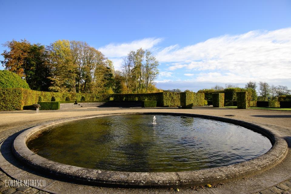 seneffe fountain