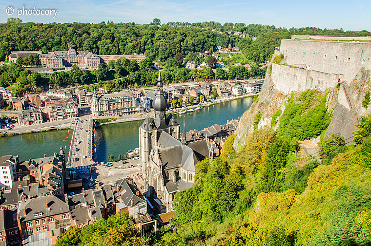 The Citadel in Dinant