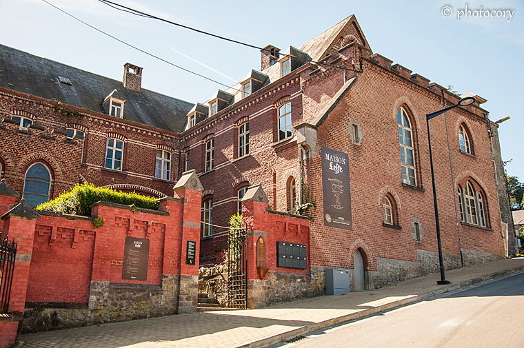 This is Leffe museum