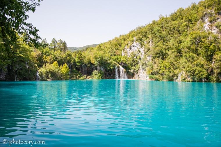 Another beautiful blue lake