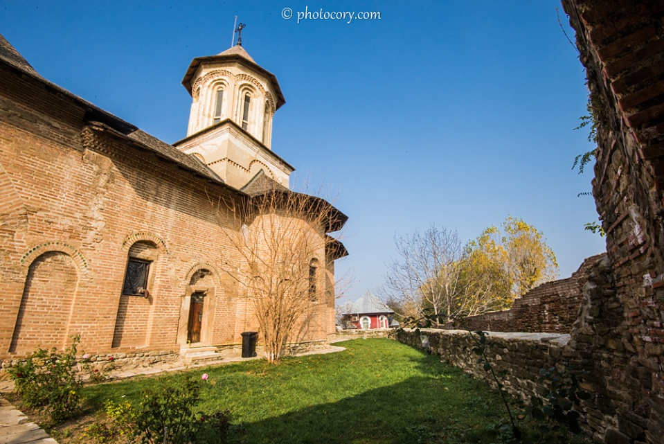 Sain Friday Church in Targoviste