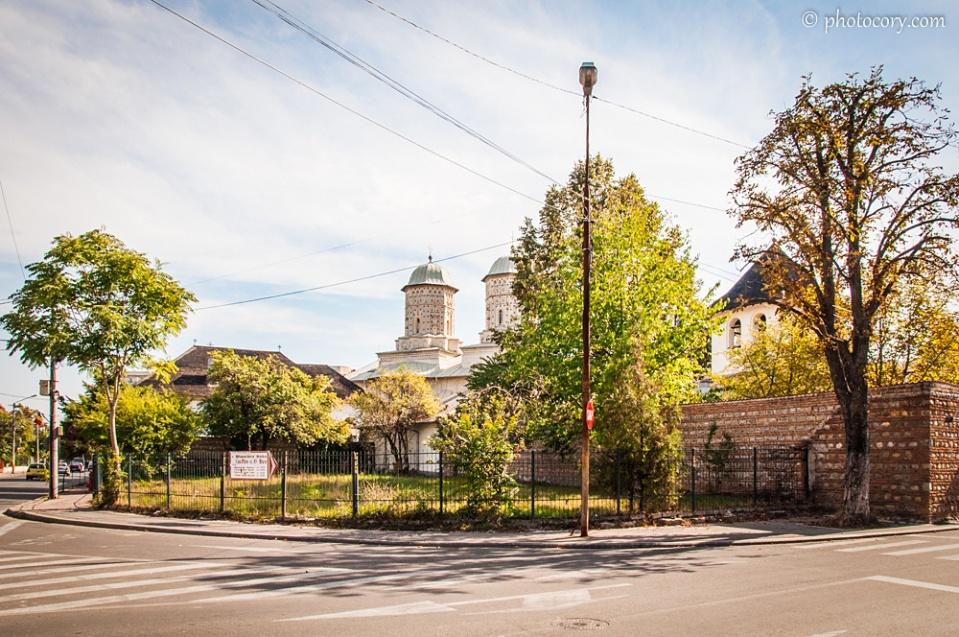 Stelea Monastery in Targoviste