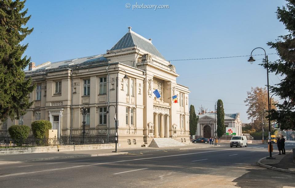 The History Museum in Targoviste