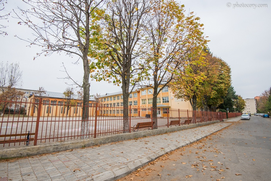 School number 8. My school :)