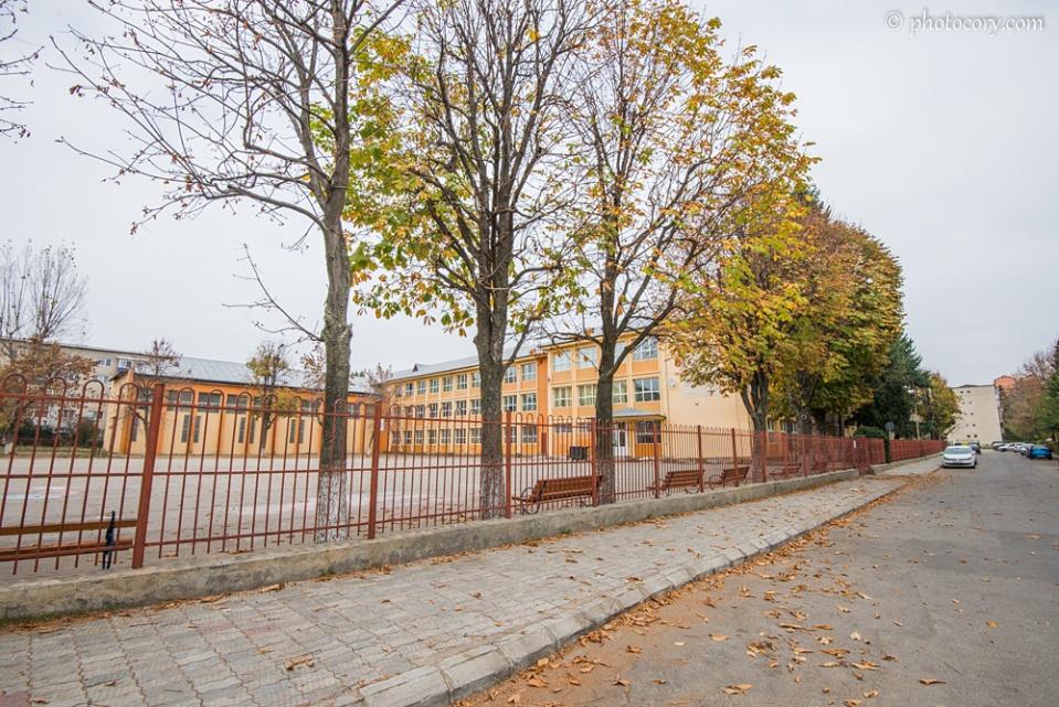 School number 8. My school :)
