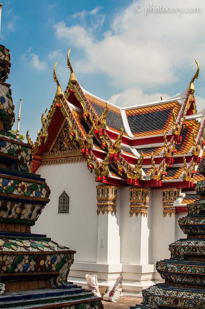 Wat Pho/Templul Pho