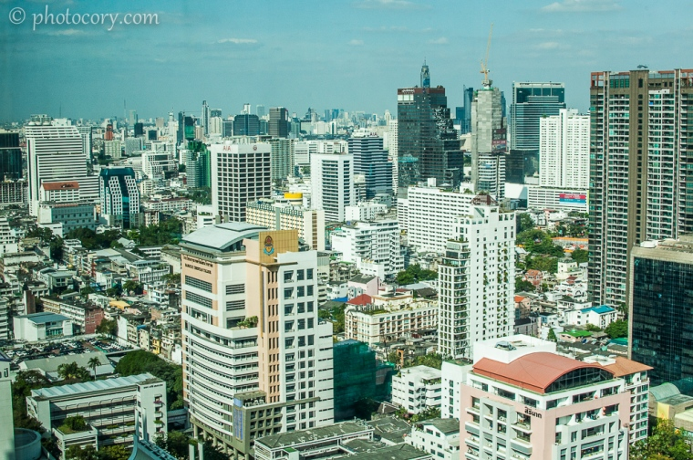 Bangkok during day