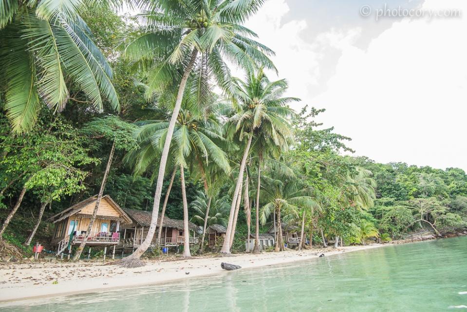 beach thailand koh wai