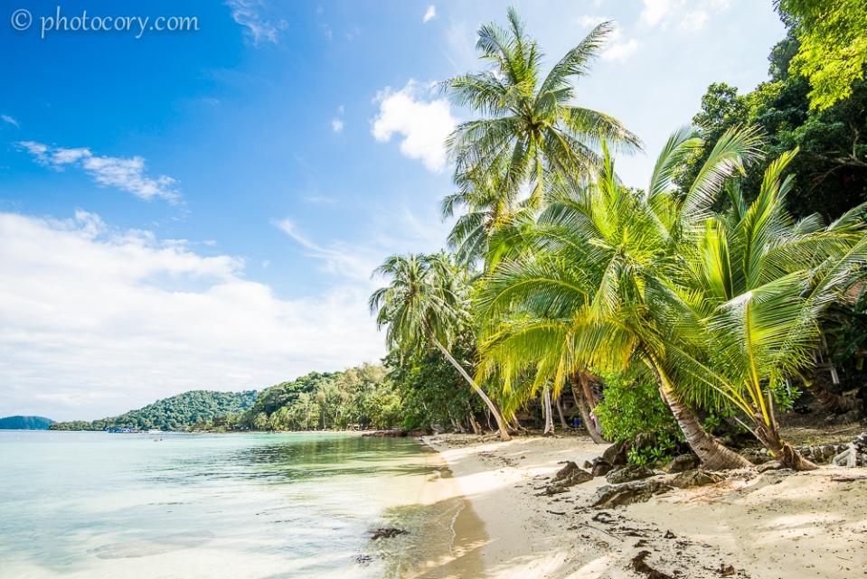 beach thailand