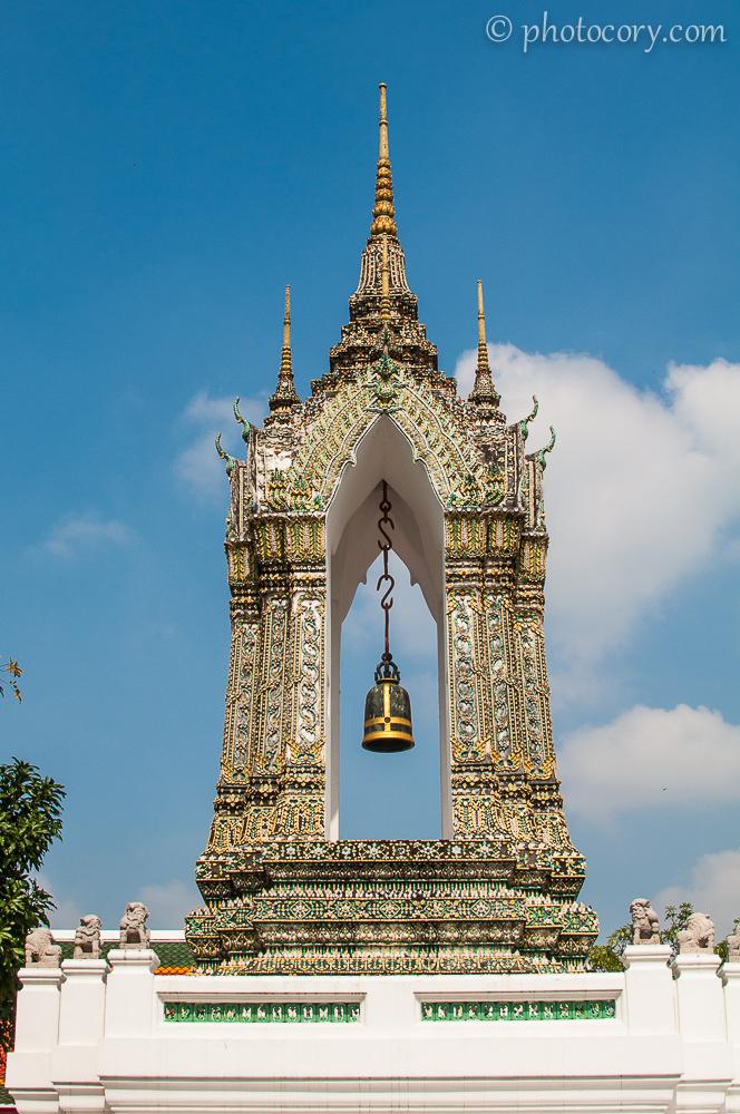 Bell at Wat Pho