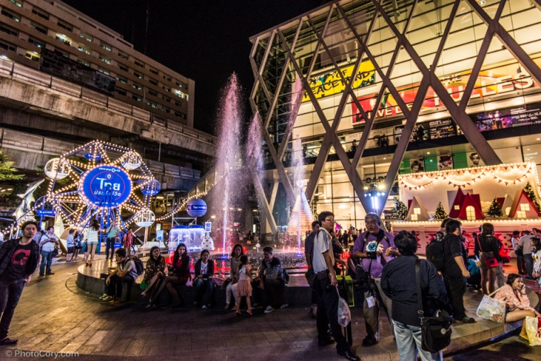 central world in bangkok