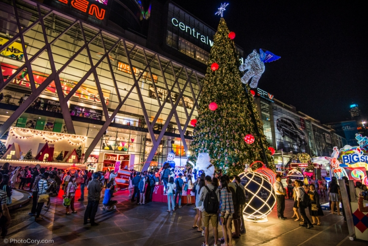 central world mall bangkok
