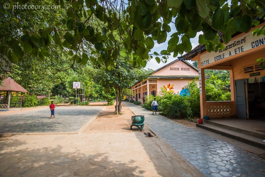 Courtyard Siem Reap