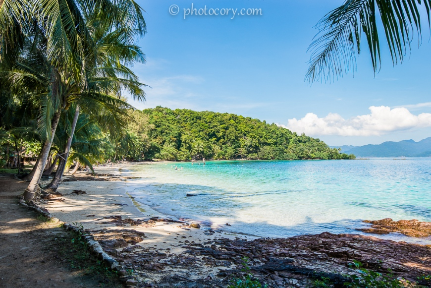 Island Thailand wai