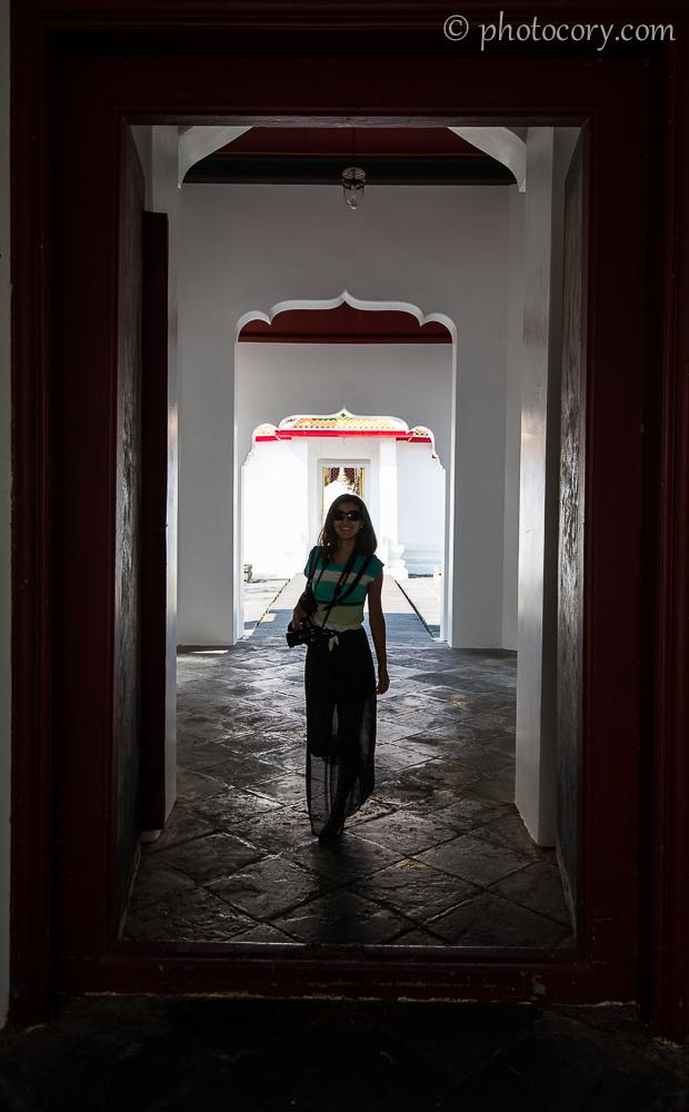 Me at Wat Arun
