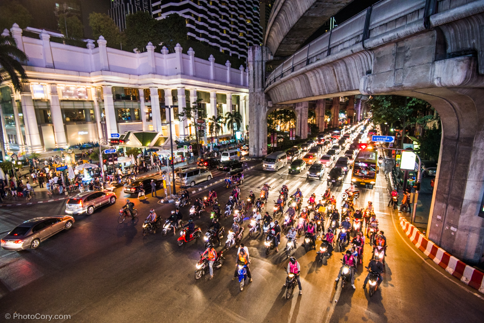 motorbikes bangkok