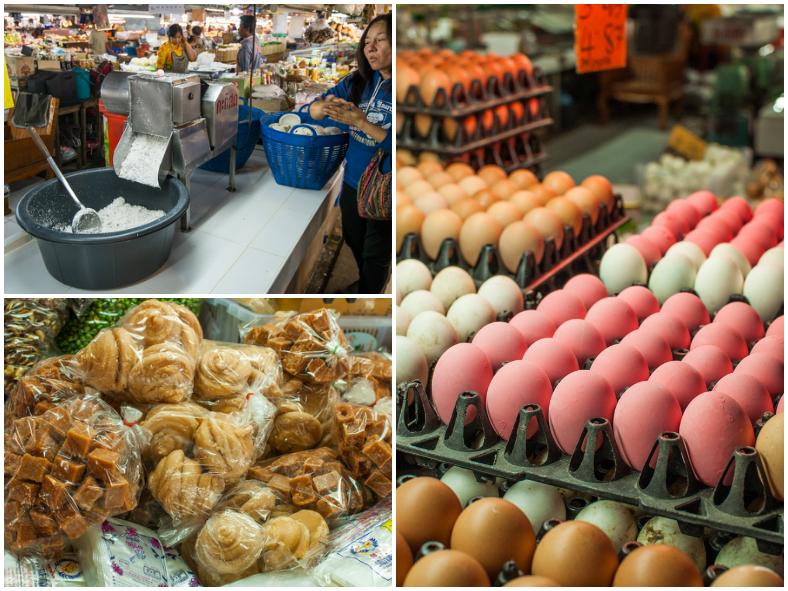 local market chiang mai