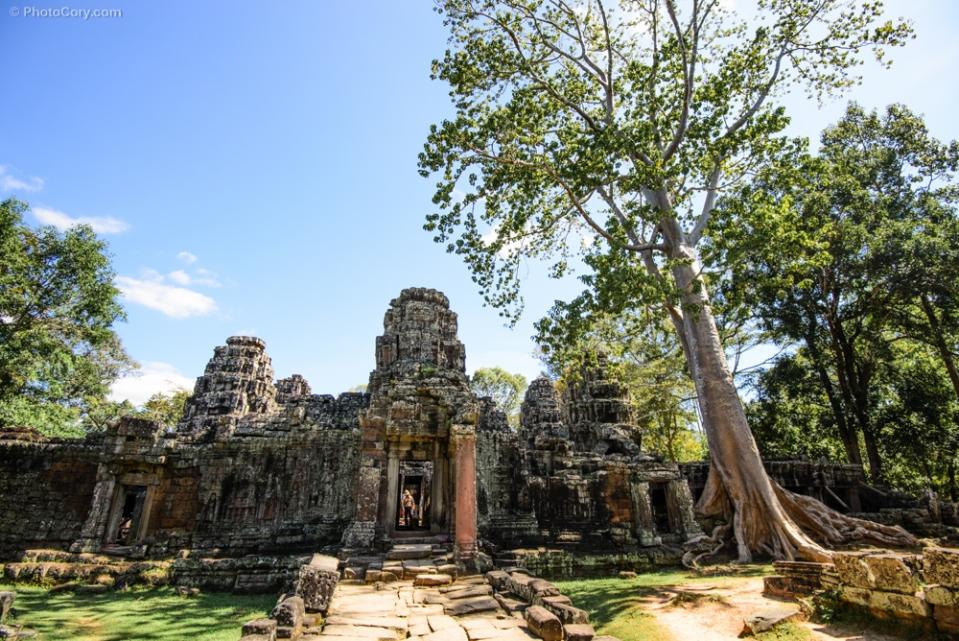 banteay kdei monastery