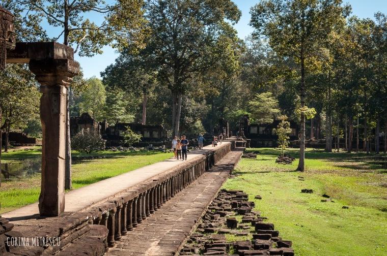 baphuon in cambodia