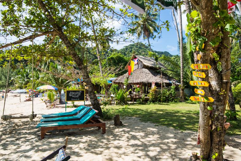 beach koh chang