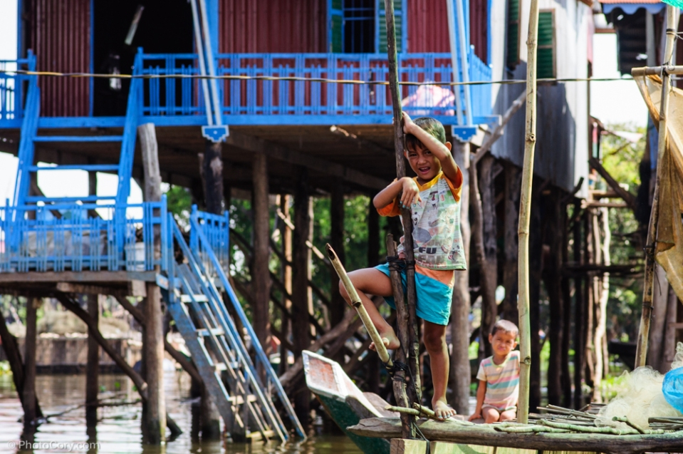Boy kompong Phluk