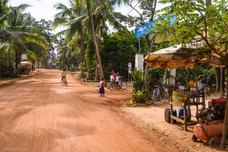 cambodia road