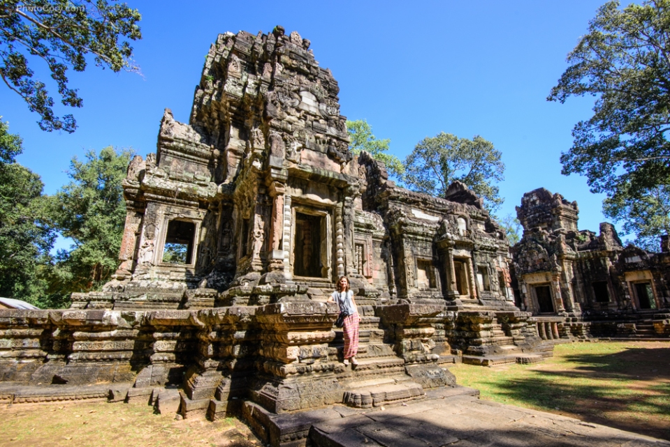 chau say at angkor