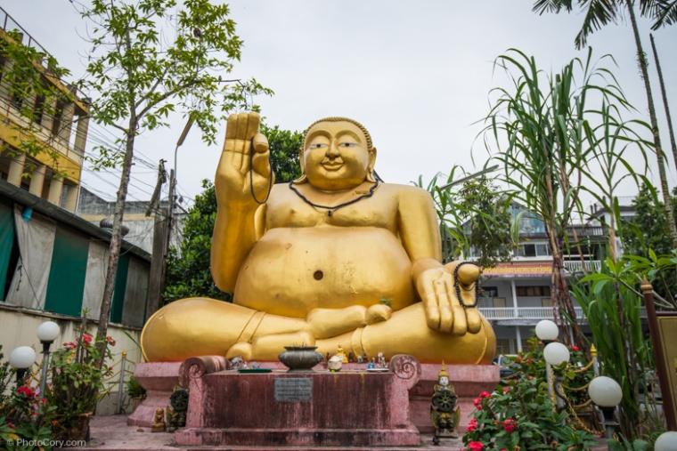 fat buddha chiang rai