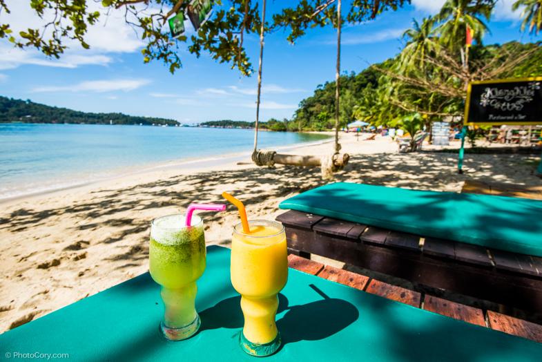 fruit cocktail thailand