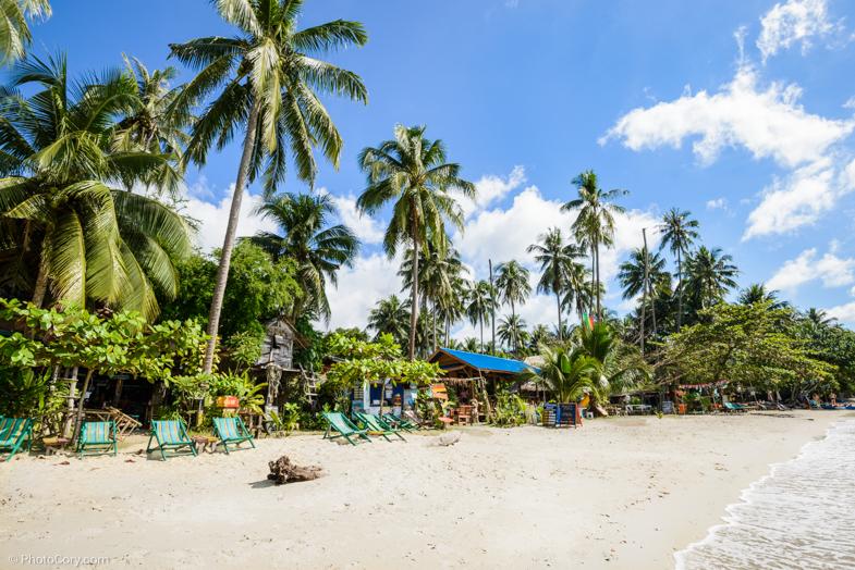 Khong Kloi beach koh chang
